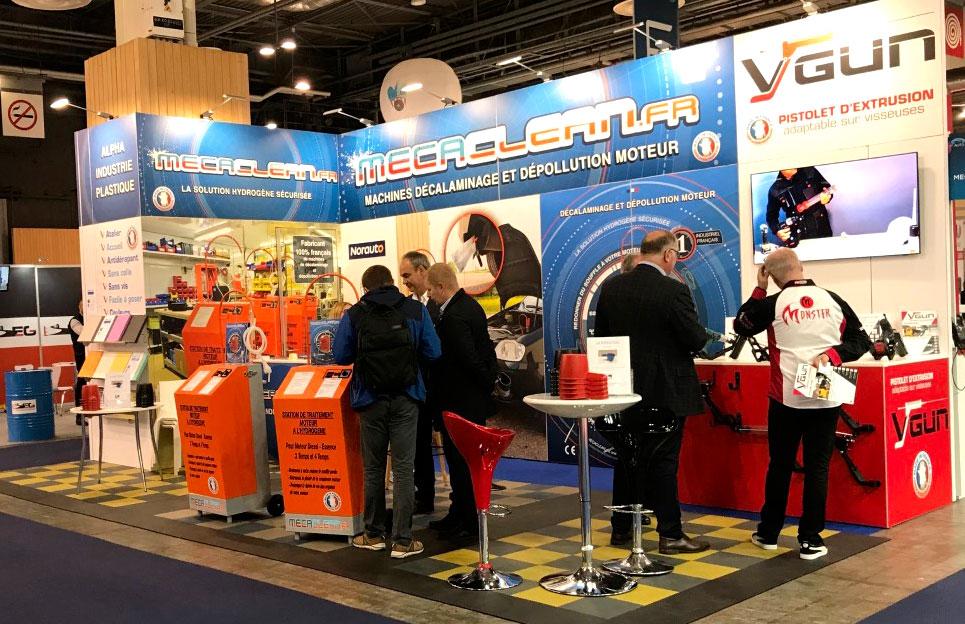 VGUN at Equip Auto Paris 2019